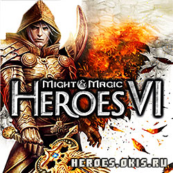 Обложка DVD Heroes of Might and Magic VI