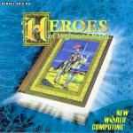"Обложка ""Heroes of Might and Magic"""