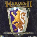 "Обложка ""Heroes of Might and Magic II"""