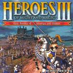 "Обложка ""Heroes of Might and Magic III"""