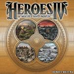 "Обложка ""Heroes of Might and Magic IV"""